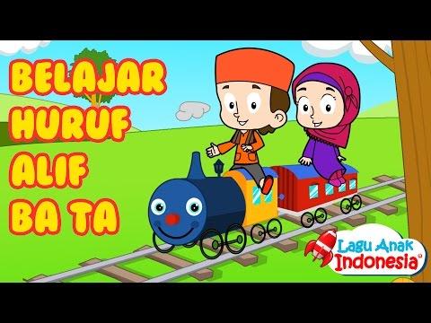 Belajar Huruf Hijaiyah   Lagu Anak Anak Islami   Lagu Anak Indonesia