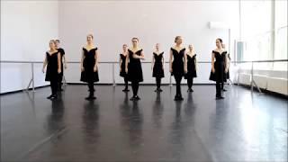 Народный танец 2 курс экзамен