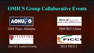 OMICS Publishing Group  Metabolomics Past Conference Report Video