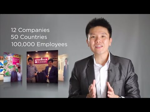 Intro Video for INSPIRIT - How Asian CEOs Inspire Action From The Stage