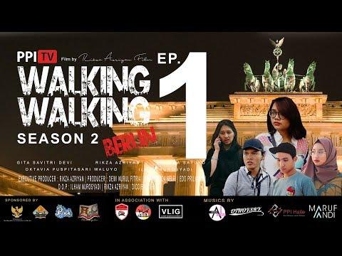"""[FUN] WALKINGWALKING, """"Dihantui di Berlin"""", Season 2 Ep.1"""