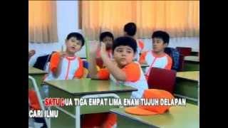 1234 lagu anak indonesia 5678 Siapa Rajin Ke Sekolah
