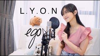 Gambar cover LYON - EGO (AKUSTIK COVER)
