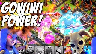 Clash of Clans GoWiWi (The Original MVP!)