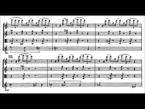 Dmitri Shostakovich - String Quartet No. 13, Op. 138 (1970)