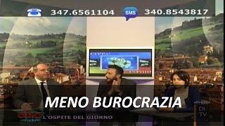 Meno burocrazia - intervista a Giancarlo Mazzoli 04