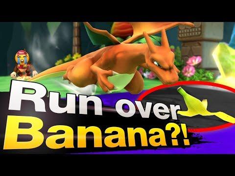 Smash 4 Wii U - Tricks against the Banana Peel