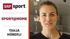 Sport@home mit Tanja Hüberli - Folge 9