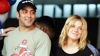 Salman khan & hollywood actress sienna miller come together