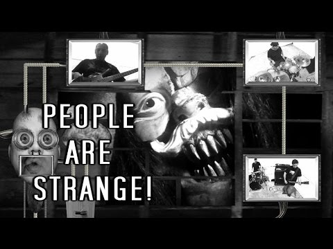 People Are Strange - The Ominous Exhibit - The Doors- Cover