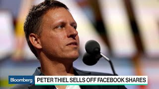 Download Video Peter Thiel Sells 73% of Remaining Facebook Stake MP3 3GP MP4