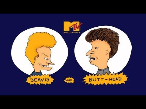 Beavis & Butthead tv series review