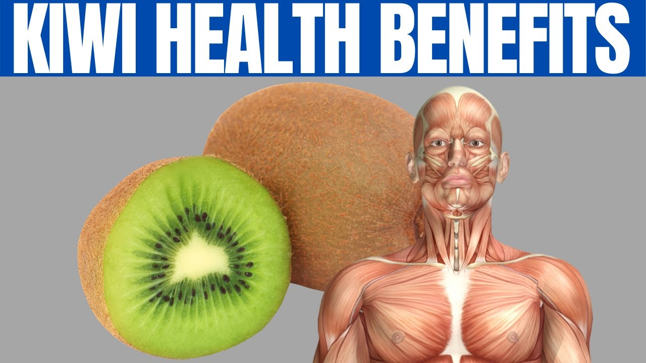 Download BENEFITS OF KIWI - 11 Reasons to Start Eating This Superfood Every Day!