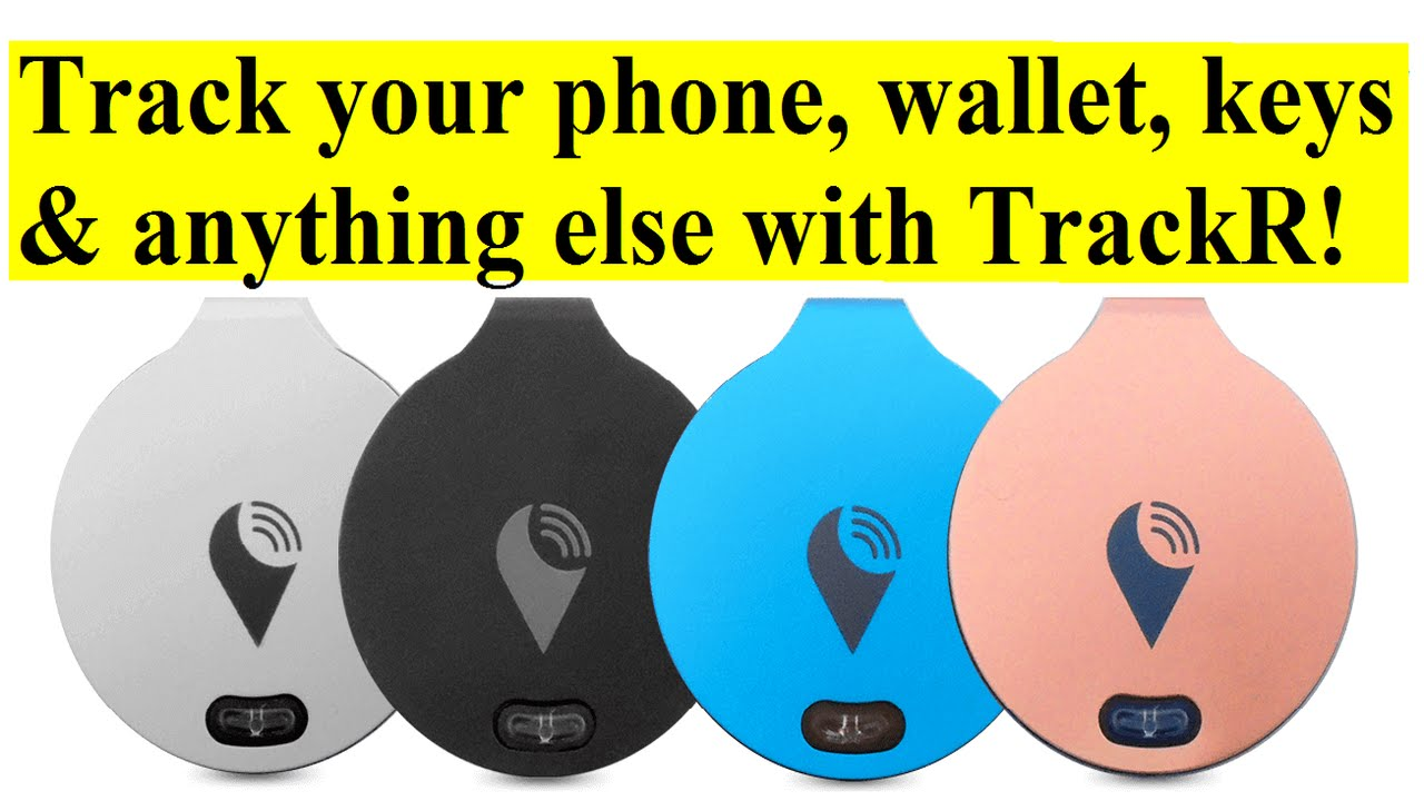 How To Find Lost Keys Find Lost Phone And Wallet Trackr Bravo Youtube