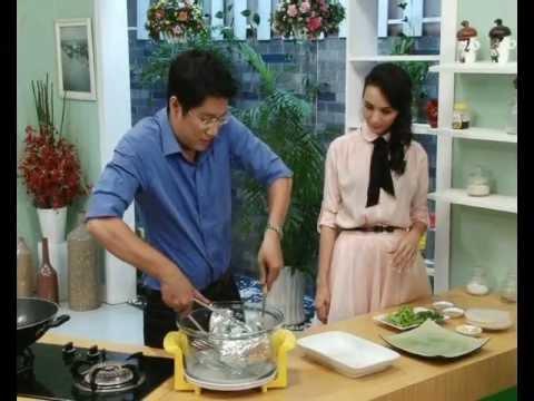 Cá điêu hồng nướng giấy bạc - Món Ngon [HTV9 -- 03.12.2012]