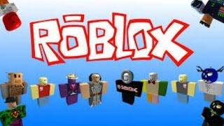 PLAYING ROBLOX FOR FIRST TIME