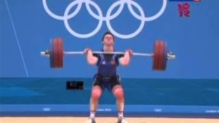 Олимпиада-2012 (03.08.) Тяж атлетика -75кг Жен, 85кг Муж