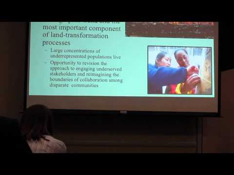 Shelley Luce presents Ballona restoration Alternatives, 9/27/2013