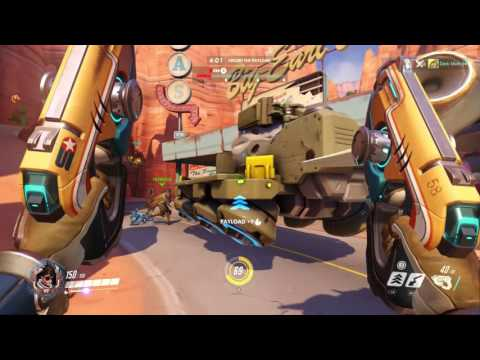 Overwatch ep. 1.  Avery getting rosted!
