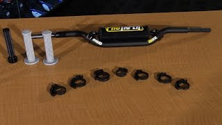 How To Install The Pro Taper Micro Handlebar Kit Tutorial