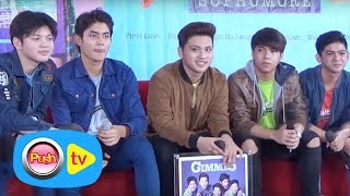 Push TV: Gimme 5 members share the inspiration behind the songs they composed