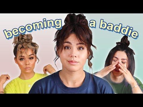 I Try Short Hair Tutorials | MeganBatoon
