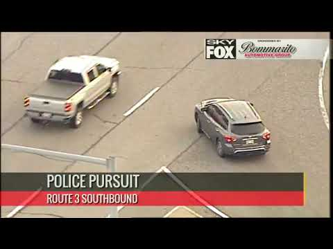 Watch full video replay of the police chase in south St  Louis
