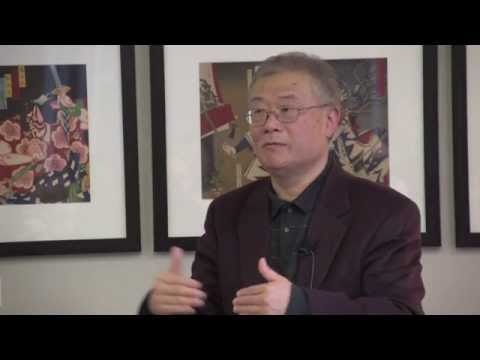 Ha Jin - The Distinguished Writers Series