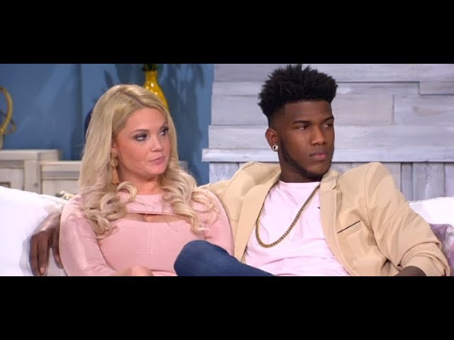 90 Day Fiance's Jay Smith Says Ex Ashley Martson is Lying About Pregnancy Rumors