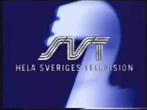 SVT 2 Hela Sveriges Television (1998) Spökvinjett