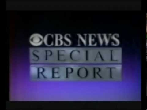 CBS News Special Report Intros [[HD]]