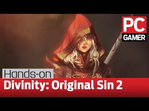 Divinity: Original Sin 2 gameplay — Developer playthrough (pre-alpha)