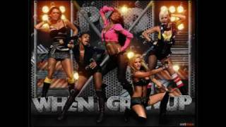 Download PCD - When I Grow Up (TCS:BS Studio Version) MP3 song and Music Video