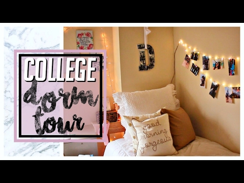 Freshman Year College Dorm/Apartment Tour!! || Loyola University Maryland