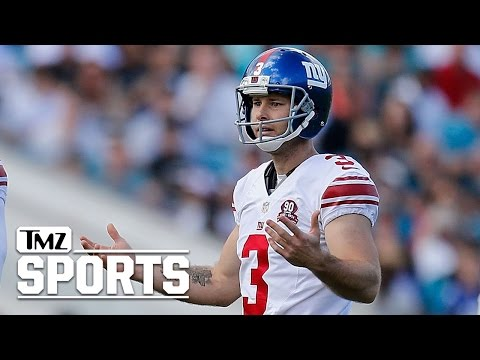NY Giants Kicker Josh Brown Says 'I'm a Wife Abuser, **** Addict' according to Police | TMZ Sports