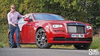 The Wraith Black Badge is £320,000 of Ultimate Elegance! | REVIEW