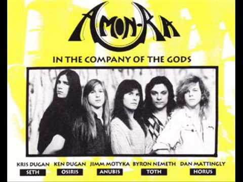AMON-RA -In The Company Of The Gods(Full Album)