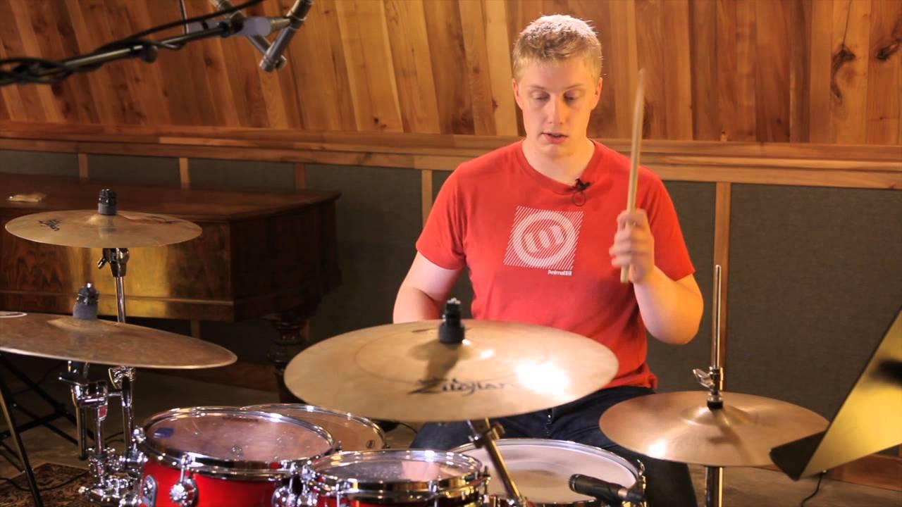 Download Chris Coleman Drum Lick Lesson