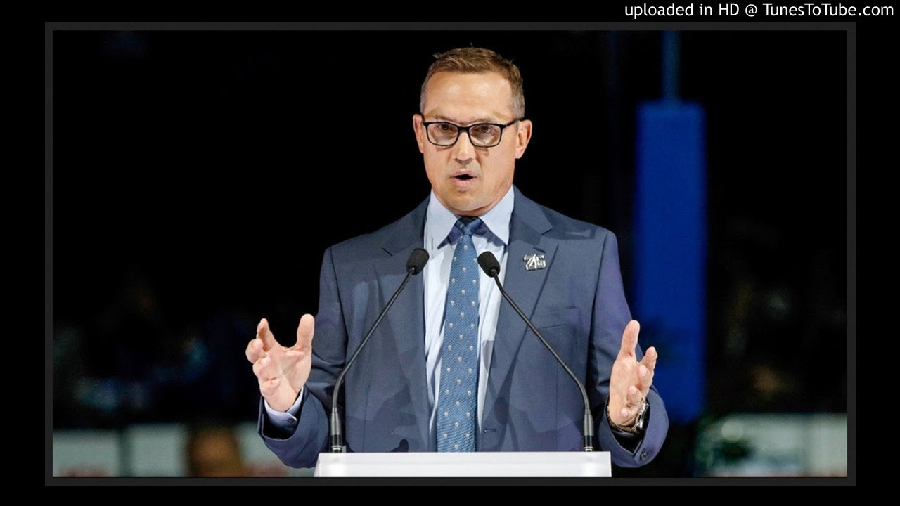 Steve Yzerman Returns To His Roots As The Detroit Red Wings' New General Manager