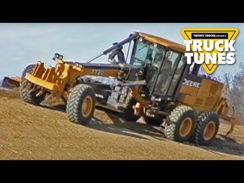 Kids Truck Video - Grader