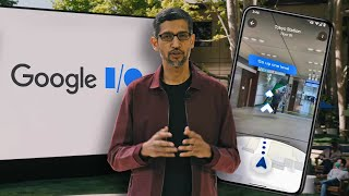 Google's entire 2021 reveal event in 10 minutes (I/O supercut)