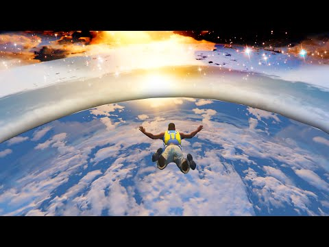 uzaydan havuza atlamak gta 5