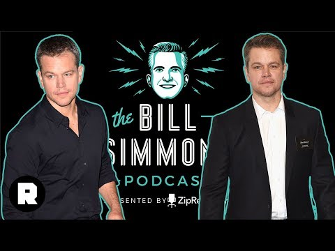 Matt Damon on 'Rounders' and Breaking Into '90s Hollywood  The Bill Simmons Podcast Ep. 423