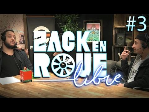 Zack reçoit SEAS - Zack en Roue Libre #3