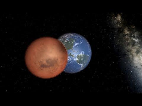 Что будет, если Марс...