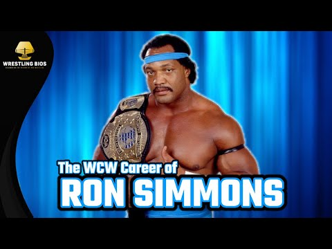 The WCW Career Of Ron Simmons