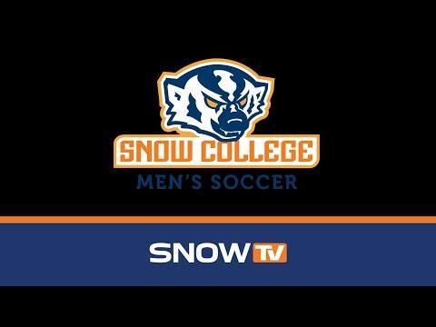 Snow College Men's Soccer: Snow vs. SLCC 9-21-2018