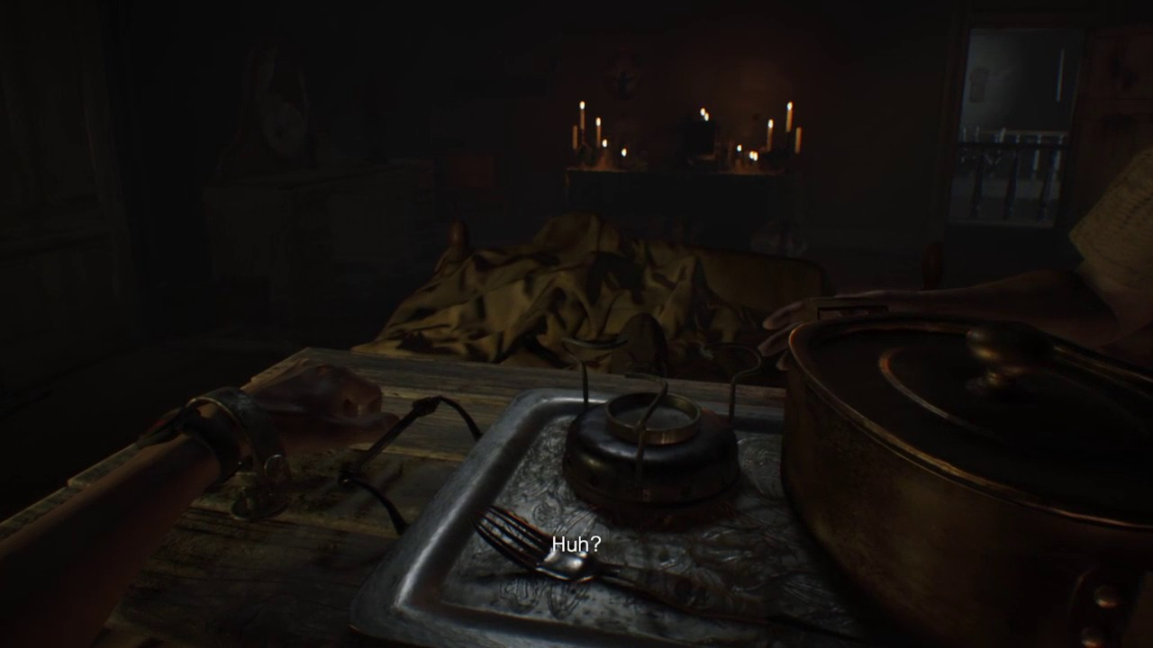 Resident Evil 7 Biohazard: How to escape the bedroom. The lost tapes DLC