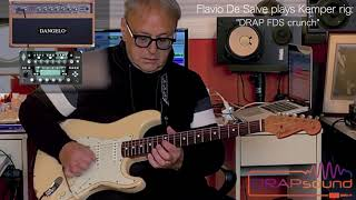 "Flavio De Salve plays Kemper rig: ""DRAP FDS crunch"""