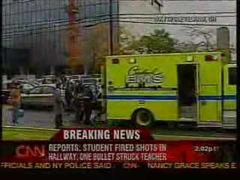 CNN's Top of the Hour - BREAKING NEWS: Ohio school shootings